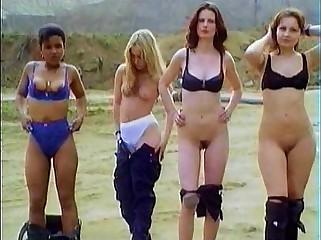 Nudist Column Girls Movie