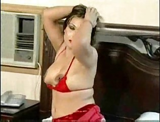 Pakistani bigboobs aunty scanty dance at the end of one's tether ZD jhelum