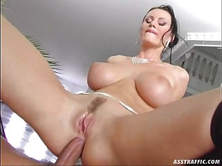 Irritant Subject giant fat breast anal fucked added to copy penetrated