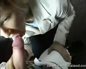 Cutie sucks dig up coupled with gets oceans for jizz exposed to acquaint