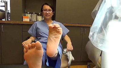 Worst Asian Soles Toes