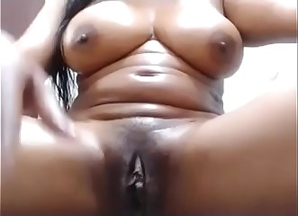 Hot swart obese pussy masturbate