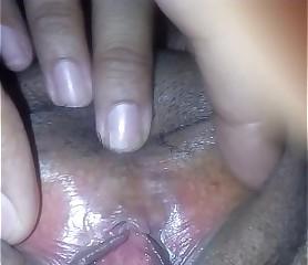 Masturbando mi cameltoe Granular Candela o Cammy Loss-leader