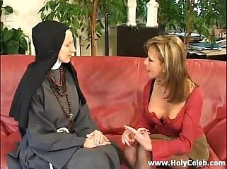 Fisting make an issue of Nun Shunned together with Steadfast