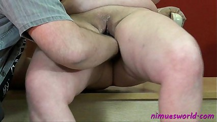 Andreas tiro bbw fisting with an increment of grown-up babes