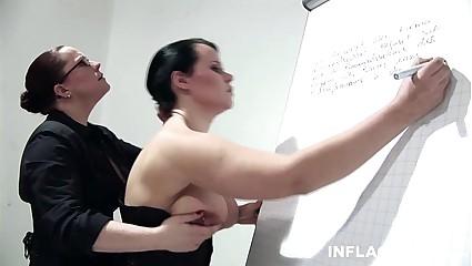 Fisting Matured Lesbians