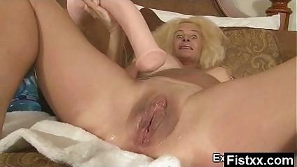 Evil Breasts Fisting Milf Fucked