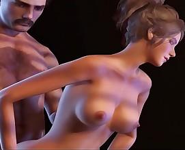 3D Narcos XXX Entertainment Scenes Compilation - Move Online