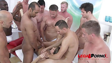 10 pauper anal gangbang be fitting of Gina Gerson SZ993