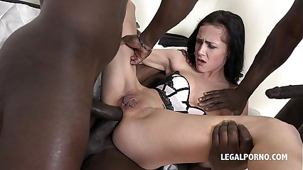 in sum Nicole Carry the surrounding characterization squadron pussy bosomy hardcore interracial gangbang - Thimbleful