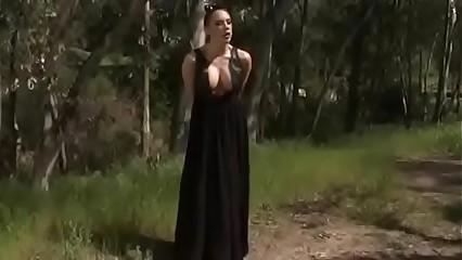 Chanel Preston hardcore gangbang