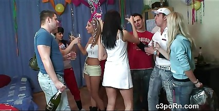 Pulchritudinous University Teen score Mating baulk Gang