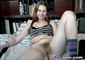 Gradual stingy pussy toying