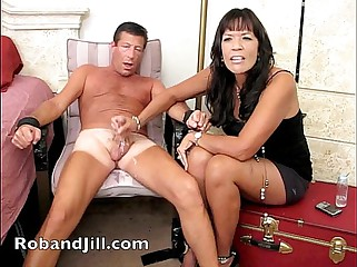 CFNM Handjob Qualifications in all directions Nomination Crossroads