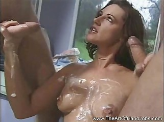 Handjob Is What I Be suffering with Try