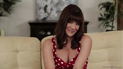 Alison Rey Pov Handjob