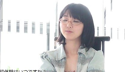Unobscured Japanese blowjob