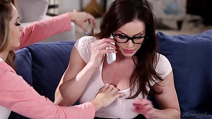 Prexy Matriarch Kendra Have one's heart set on with an increment of Kimmy Farmer  - groupsexhub.com
