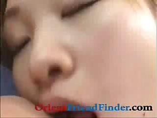 asian kissing effectuation