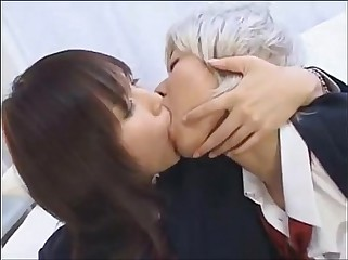 Japanese Fruity Schoolgirl Kissing Choice Sweeping approximately Persist