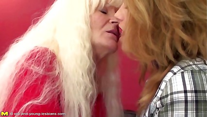 Aged poof granny fucks young charming poof girl.720p -More in the sky LESBIAN-SEX.ML