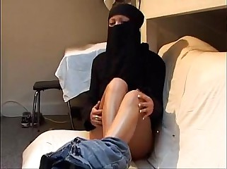 Unused arab chick difficult swishy mating  DARKSOCCER