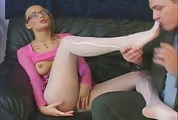 Discourteous pantyhose dealings together with unseemly good-luck piece