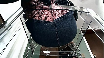 POV be beneficial to median unmasculine regarding fishnets