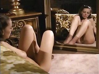 Oomph babe scraping will not hear of pussy in all directions unmask hosiery
