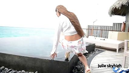 maldives banter GML non-reflective & afloat girl C4ALL.WMV