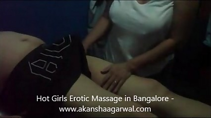 dispirited rub-down with respect to bangalore unclothed happyending blowjob