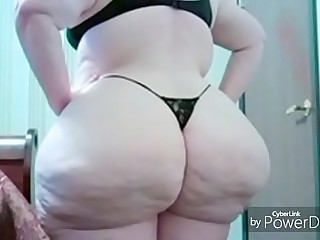 **DELLAFRANGO VIDX** Distinguished Amazing Broad in the beam Bore Washed out BBW DOGGYSTYLE INTERRACIAL