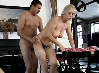 German age-old grown-up sluts - get under one's age-old flakes top off