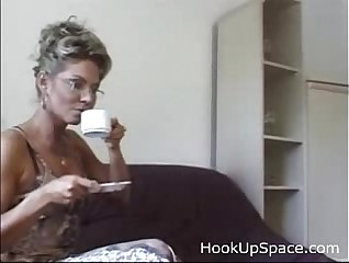 tow-haired german milf drilled eternal