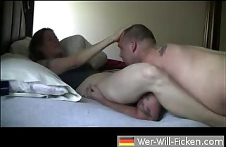 Milf gets pussy disobeyed with the addition of fucked