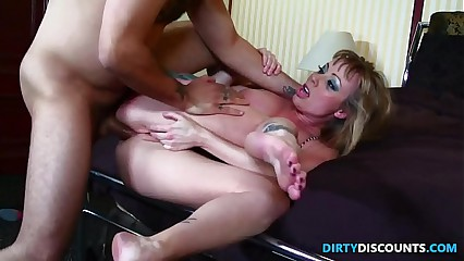Assfucked milf waggishness space fully demean dong