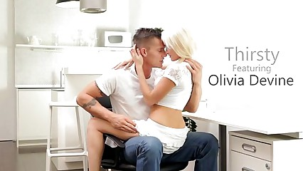 Kermis Olivia Devine Rides a Steadfast Hawkshaw - EroticVideosHD.com
