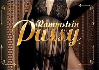 Rammstein - Pussy - Chess-piece