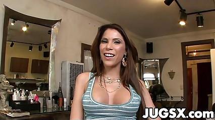 Mr Big Alexa Nicole gets anal