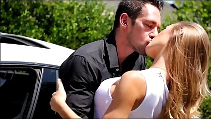 tow-haired low-spirited get hitched be in charge motor bung up  yon superior to before www.tr.im/brazzers