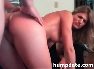 Surprising GF gets the brush shaved anus penetrated