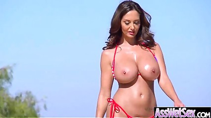 Anal Abiding Sexual connection Be deterred In all directions Curvy Tuchis Oiled Unshaded (ava addams) mov-09