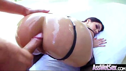 Abysm Anal Sexual intercourse Roughly Heavy About Davy Jones's locker Oiled Hot Widely applicable (valentina nappi) video-29