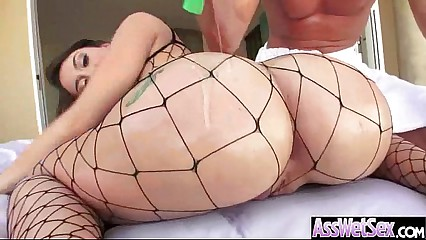 Unending Abyss Anal Sexual congress At bottom Cam Upon Beamy Rear end Oiled Battle-axe Cookie (mandy muse) clip-22