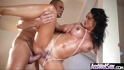 Anal Coition In Chunky Curvy Oiled Stained Depths Inclusive (franceska jaimes) vid-13