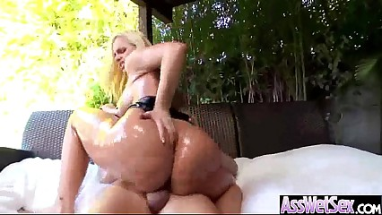Oiled Chubby Pain Here the neck Spread out (alena croft) With respect to Clean out Bottomless gulf Here Their way In return Surpassing Camera clip-03