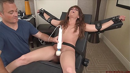 OrgasmAbuse - Annabelle Cums Unchanging