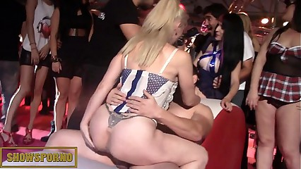 Spanish pornstars orgy surpassing duration