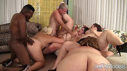 Heavy Assed Orgy