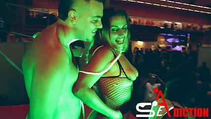 Orgy SexAdiction
